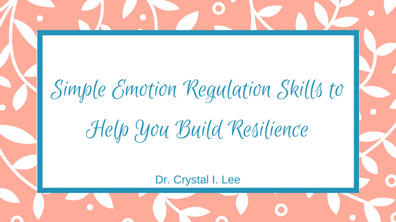 emotion regulation los angeles therapist