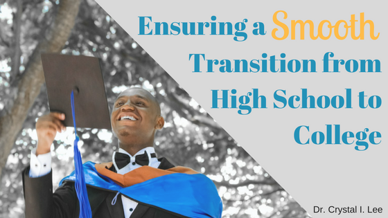 transition to college high school graduation