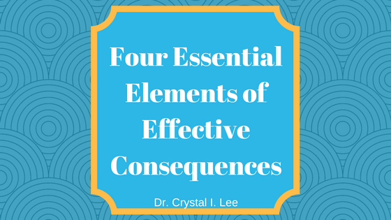 effective consequences child behavioral problems los angeles therapist