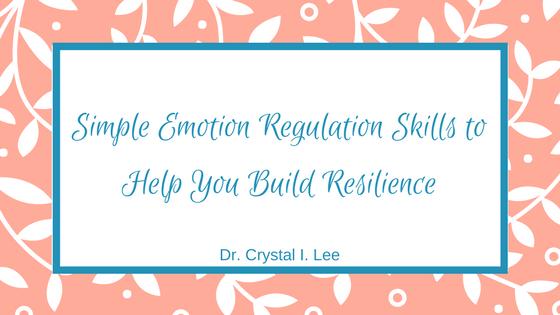 emotion regulation los angeles therapist