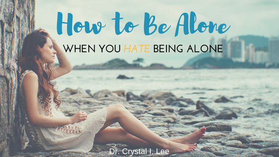 tolerate being alone