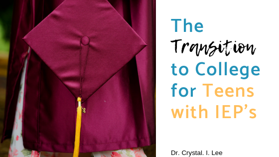 college transition counseling autism ADHD learning disability psychologist therapy los angeles