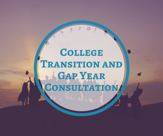college transition gap year consultation los angeles california psychologist